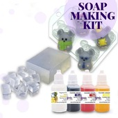 🤔New starter kits, what's the difference?  👍Now you don't have to rack your brains choosing molds and  colors!  ✋We have already done everything for you!  😉We have already selected and completed the mold, flavor and colors!  🙃You just have to follow the instructions #ArinKaSoap