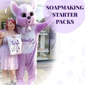 ☝️There are 3 different sizes of the starter kit available on our website , 💰and the cost starts from 12.75 euros.  📦 Inside you will find everything you need, including instructions.   📞And if you still have any questions, we are always in touch to help you with an advice !  🧚♀️With creative greetings  #ArinkaSoap