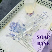 🔥Have time to buy Super Clear Melt and Pour Soap Base with a 40% discount.     For details in direct  INGREDIENTS: Aqua;Glycerin;Propylene Glycol;Sodium Laureth Sulfate;Sodium Stearate;Sorbitol;Sodium Laurate;Sodium Chloride;Sodium Thiosulfate;Etidronic Acid  #arinkasoap