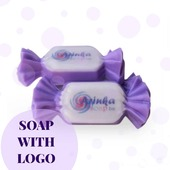 ☝️Among high competition, sometimes good service is not enough.  💥You need to stand out!   ✔We have a great idea!  Mini soap with your company logo!   🧼Small, but a bright and memorable gift for your clients!   💥Be one step ahead!   ⬆️Order this soap now!   #ArinKaSoap