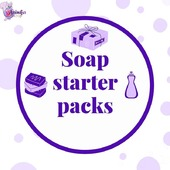 💥In our soapmaking-set we carefully selected all the necessary components for an easy and comfortable start, also we included an illustrated manual to help you through your first steps.  ✔️Includes:  ✔soap base ✔cosmetic colours ✔cosmetic fragrance  ✔plastic soap mold  ✔Manual  👌Manualour best prices make it accessible to everyone. the starter kits start from 18.75 € .  #ArinKaSoap