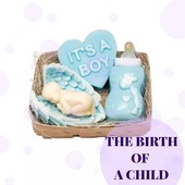 The birth of a child is a significant and magical event for every family.🤱 🇷🇺⤵️ ⠀ In many European countries, it is customary to announce the birth of a baby by sending gifts to the family and friends.🎁 ⠀ 👼In announcements happy parents share their joy, tell relatives and friends who was born - a boy or a girl, which name will this child carry etc.👼 ⠀ And we have prepared wonderful small gifts for such cases. I'm sure you'll like them!💁‍♀ ⠀ Hurry up to place an order on our website www.arinkasoap.be or write to Direct. #ArinKaSoap
