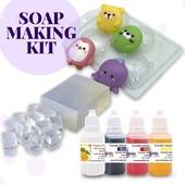 🔔Good news!  🧼New  soap making kits are already available to order on the site arinkasoap.com  🏷€ 18.75 #ArinKaSoap